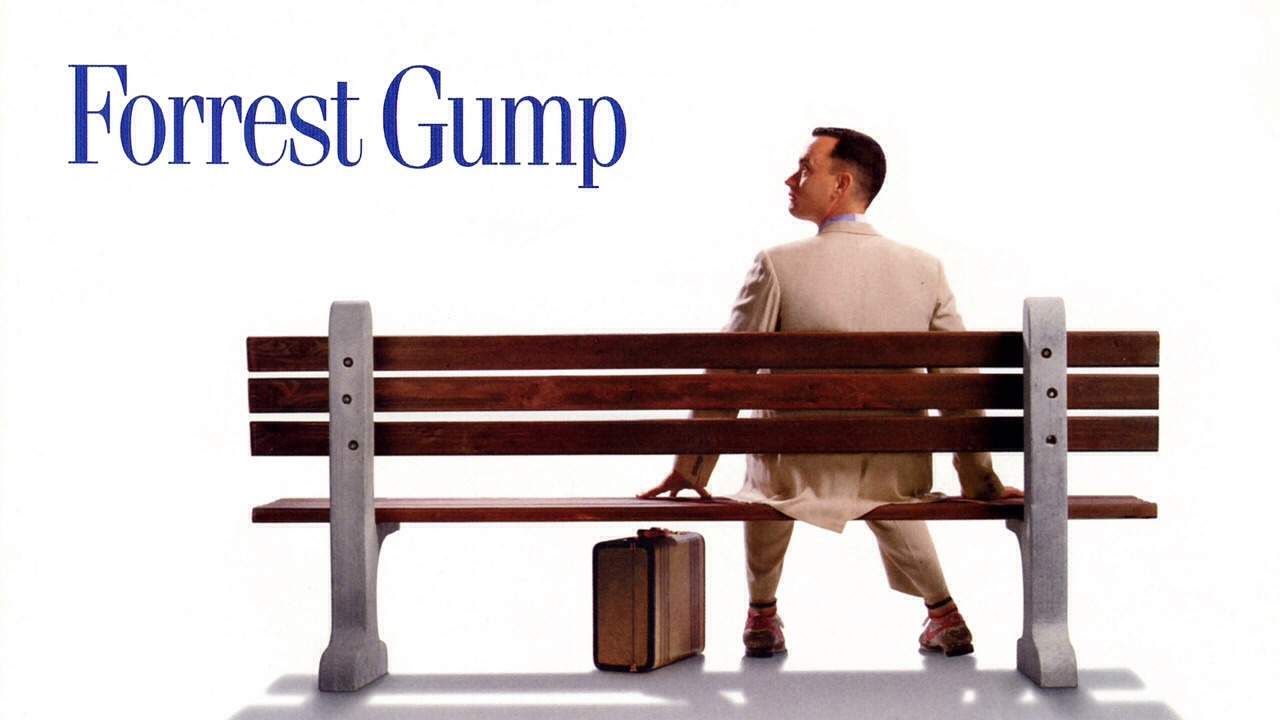 FORREST GUMP - comedy/romance