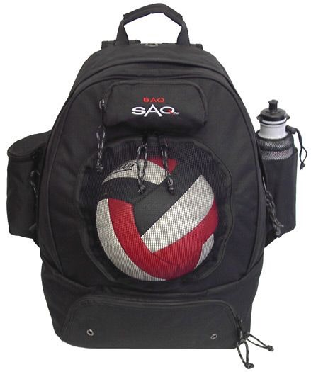 You will first off need some sort of a bag most likely a volleyball bag  The best reason to have these is they have lists of extra space so you can keep your ball in it