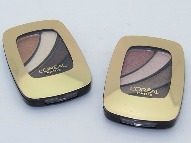 Loreal Paris eyeshadow palettes are great! They give an extra beautiful touch to your eyes and I've even used these for eyebrow fill ! They're under $10 and you can get them basically at any drugstores.