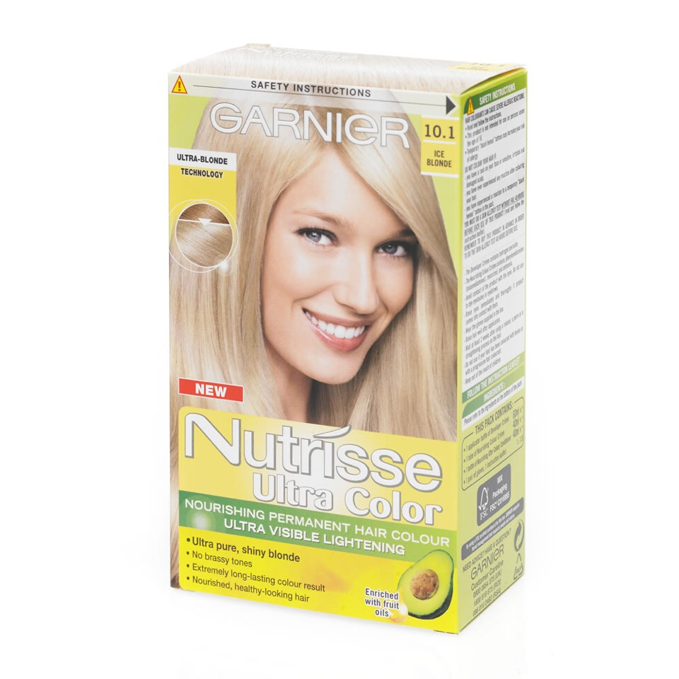 This helped me get my hair lighter, and have it stay that way! it shows instant results just make sure it's the ultra color!
