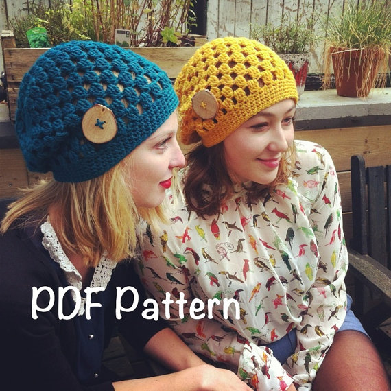 Love these winter hats - for $4.99 get it frim etsy.com