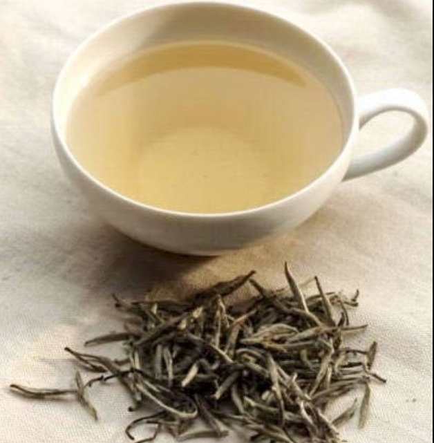 3. White Tea - Prevents new fat cells from forming.
