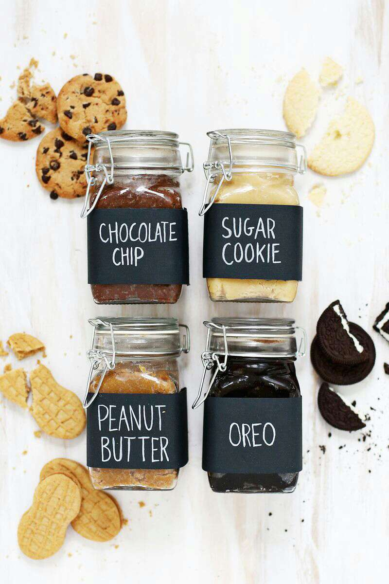Here's a tasty cookie butter recipe you can try with ANY cookie!