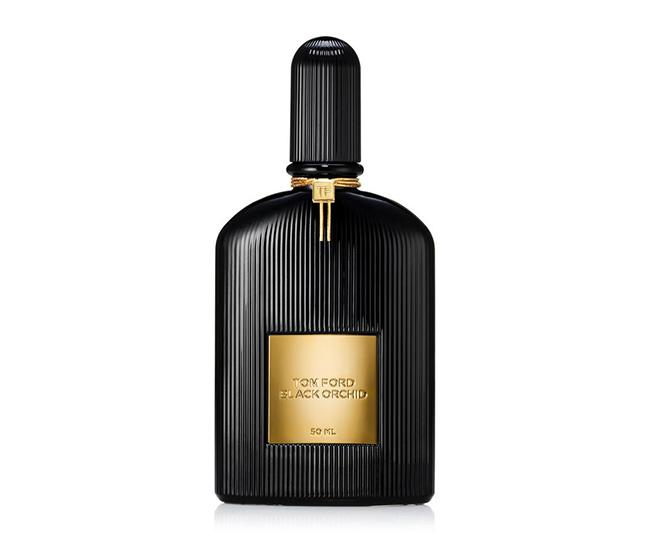 5) Tom Ford Beauty Black Orchid, $112-159; tomford.com  Editors agree: Tom Ford's first fragrance is his best (and the bottle aint too shabby either).