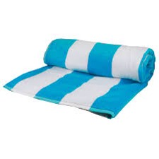 And drape a cold damp towel over it