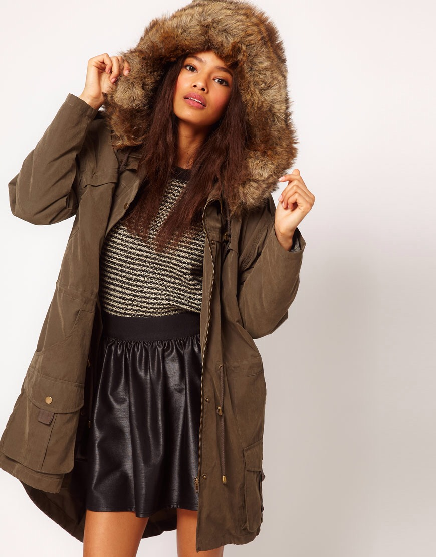 Parkas are a must have in the winter , firstly they're warm and also super cute Yet they will expire soon