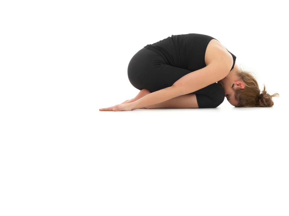 Child's Pose (Balasana)