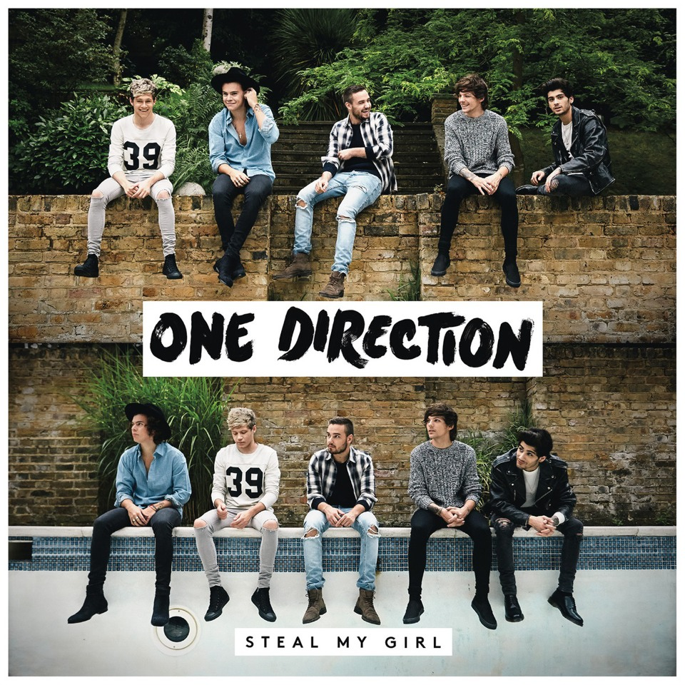 One direction steal my girl, and Act my age are my favorite songs from 1D