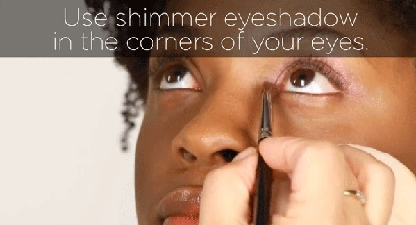 Your eyes will look brighter and Pop a little more.