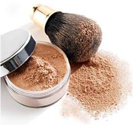 NUMBER 1: using powder foundation 😳