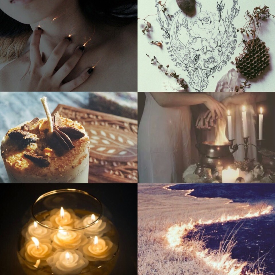 ♌️ Fire Witch Aesthetic // Leo ♌️