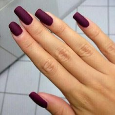 6. BE POSITIVE! Look forward to how pretty your nails will look and keep trying!