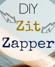DOES YOUR SKIN NEED SAVING? TRY THIS SUPER TIP TO ZAP AWAYPESKY PIMPLES OVERNIGHT!