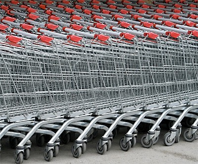 when it comes to carts, please try to come at least close to the cart drop off areas. or if you can carry the bags to the car without taking the cart out do that. chasing down all the carts in the dead heat of summer, or the pouring rain or even bone chilling cold is miserable and upsetting 😕
