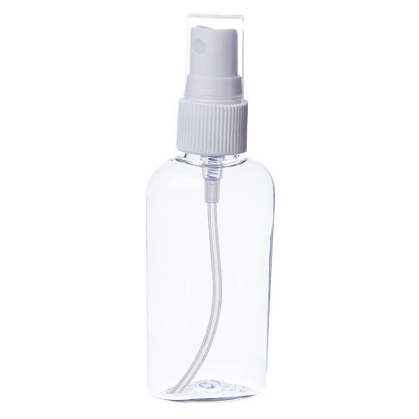 Get an empty spray bottle. Any size or shape will do.
