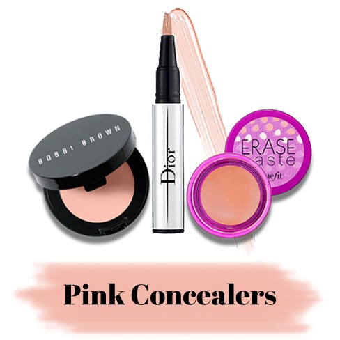 This is used under eyes to get rid of dark circles and brighten up the eyes, this creates a less tired look