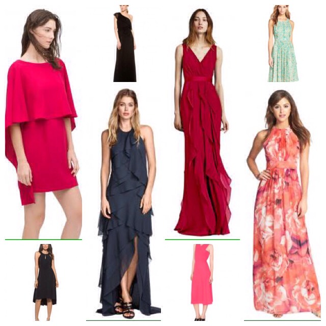 Whether you're attending a beach or ballroom wedding, take the guesswork out of dress shopping with these versatile and affordable styles.