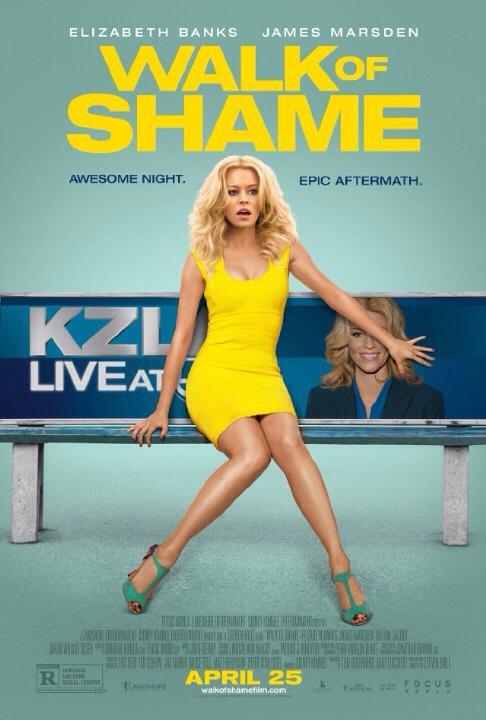 #3 - walk of shame