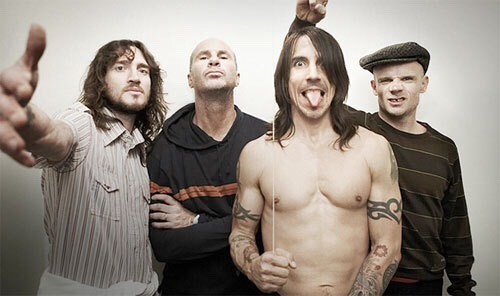 By The Way- Red Hot Chili Peppers