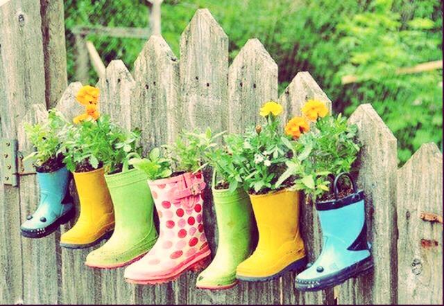 Planter boot