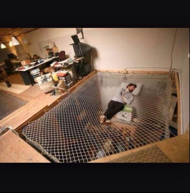 Net bed