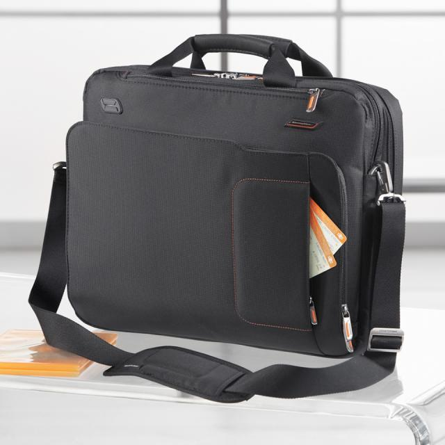 Laptop case If he's got a laptop, but no case to store it in, consider getting him a laptop bag for protection!
