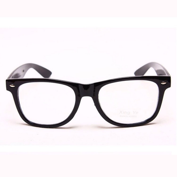 Do you need glasses ? Then stop wearing these geek glasses