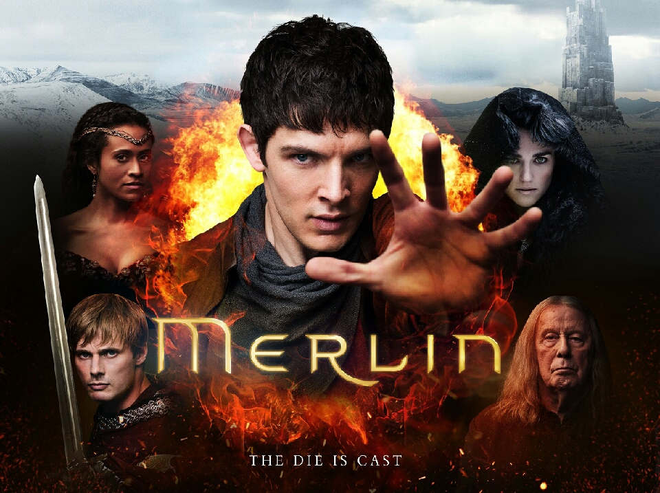 And #5 The Adventures of Merlin