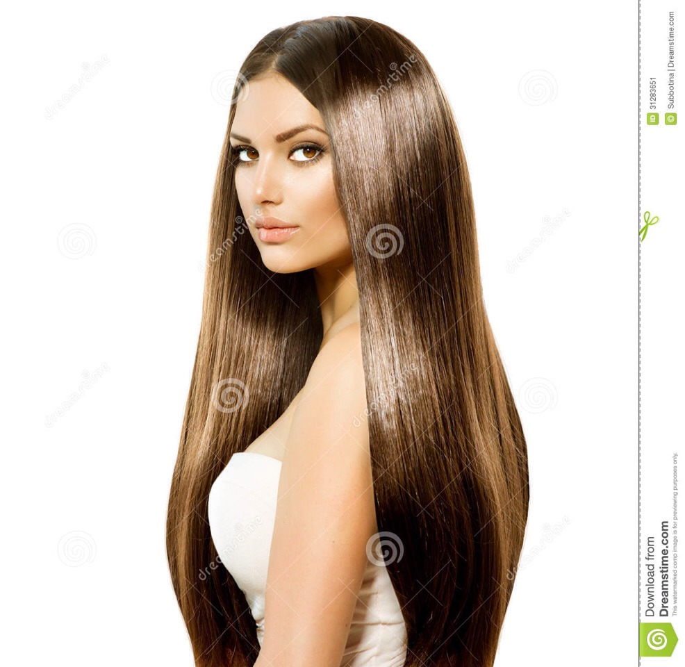 The next day your hair should be shiny and longer enjoy! Do this about 3 times a week for the first week, then 2 times then just once.