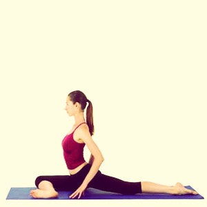 Pigeon stretch: This is one that I would recommend to do every day it is an easy but very useful stretch! It helps that if u are a beginner lean forward but as you do it more you can lean further back For an increase in flexibility.