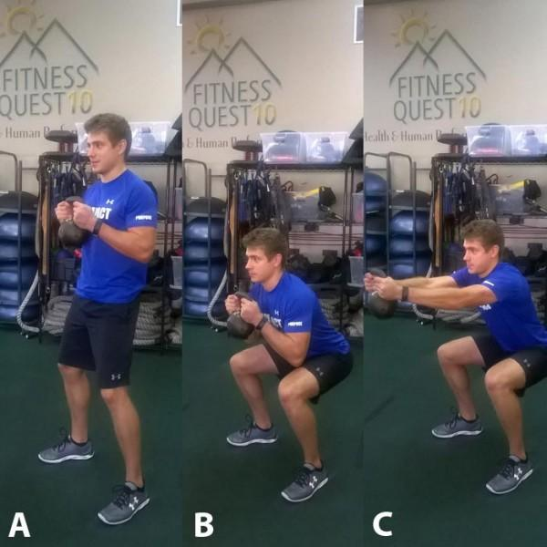 This move requires great trunk stability while also working on developing hip and shoulder mobility and stability, two key areas of the body most people need to focus on, Recommended: Sets: 3 Reps: 10