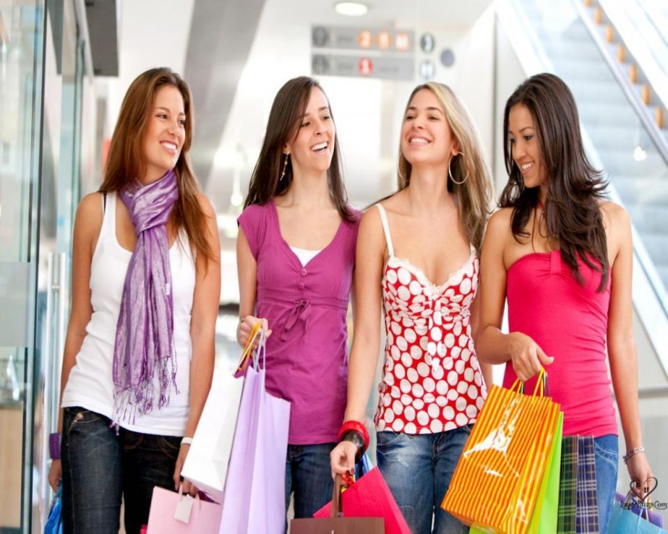 Go shopping.