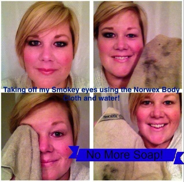 Best Makeup Removing Cloths By Tina Hultz Musely
