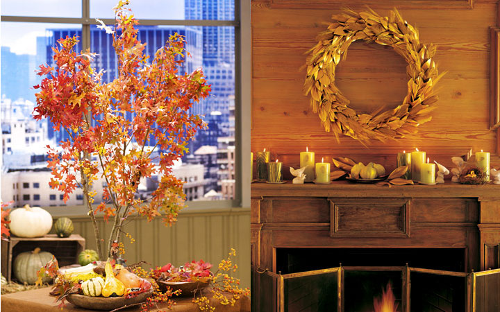 Indoor Fall Decor  Sundas