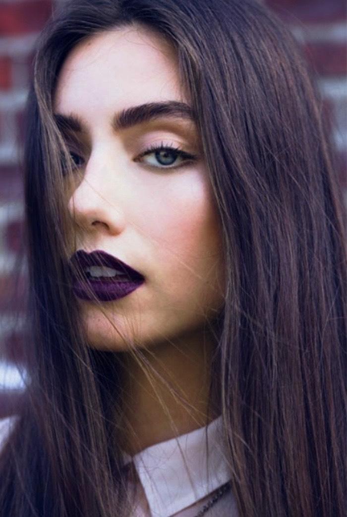Purple Toned Black