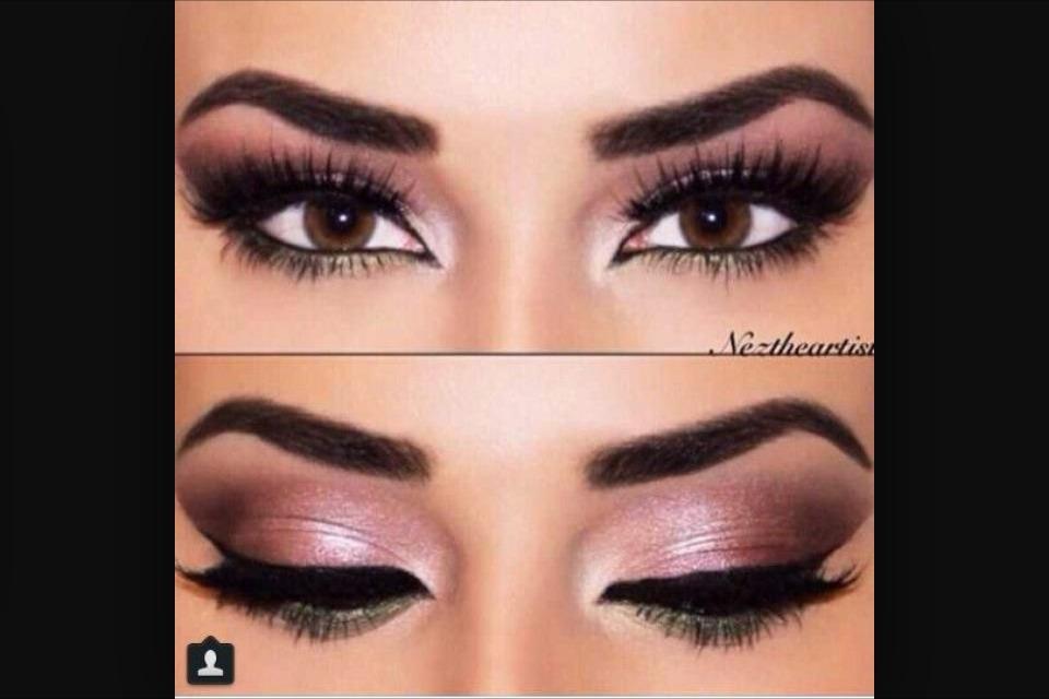 eyes ideas Brown makeup