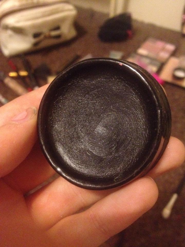 2. Black facepaint