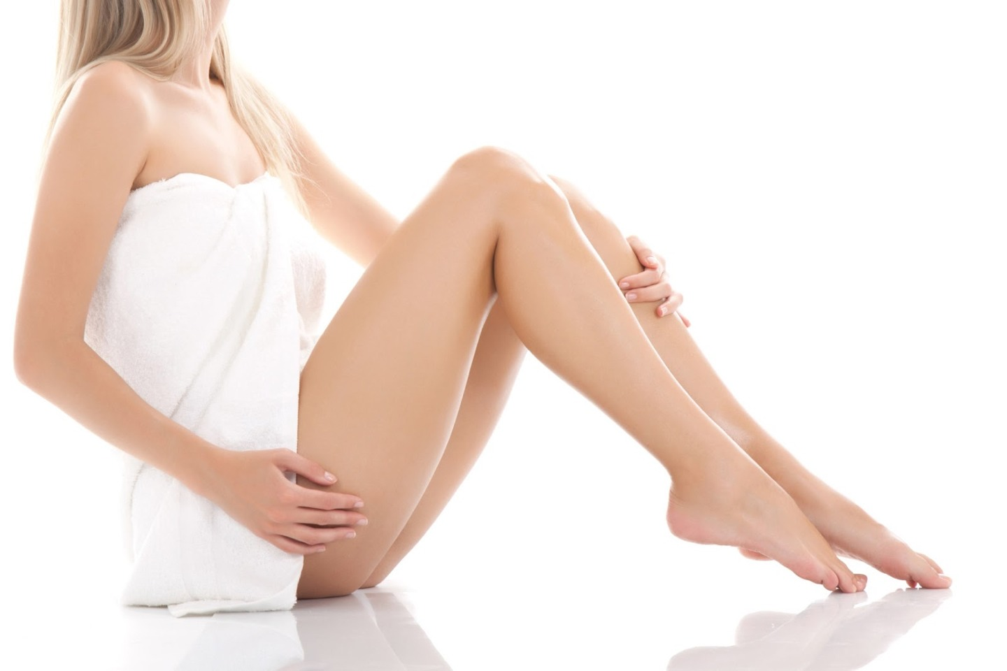 Shaving with conditioner makes your legs smooth for almost 3 days and no irritation