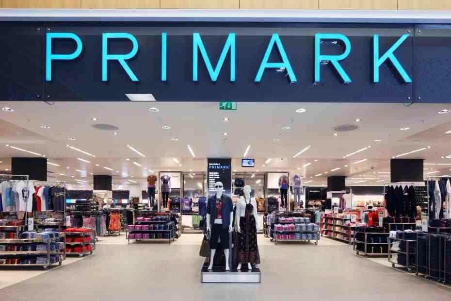 Cheap cheap and cheap. Primark.