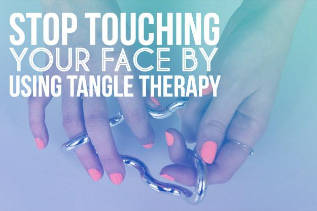 Day 3: Notice every time you touch your face — then STOP.
