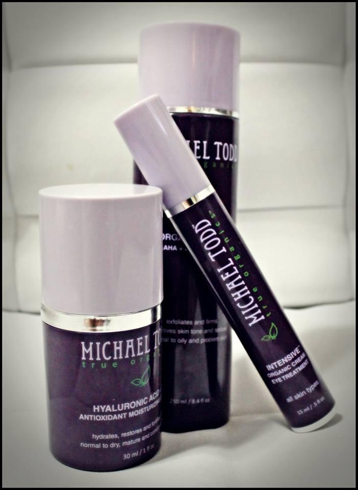 Michael Todd's products are really worth the splurge & it is affordable. Most of their products are organic and I love them. Try & See The Difference