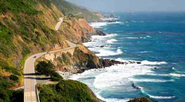 3. Conquer the Pacific Coast Highway!