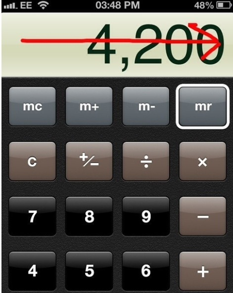 how to get rid of sticky keys on calculator