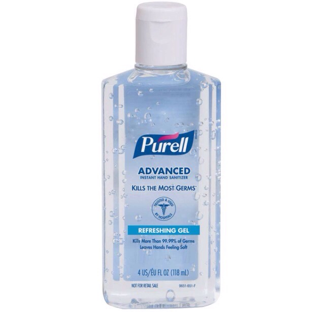 Schools tend to be the yuckiest grossest places there are, and a vary good place for sickness to transmit, so keep some hand sanitizer ready