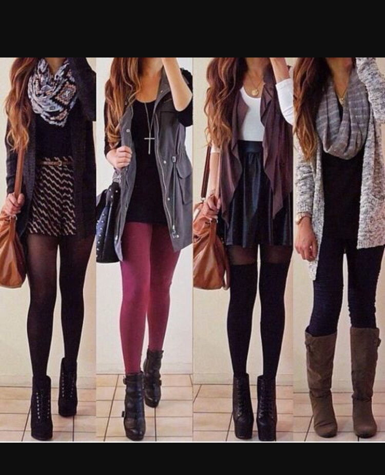 leggings & stockings👖