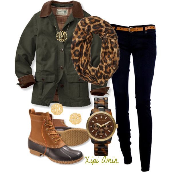 Bean boots a comfy way to look cute👢