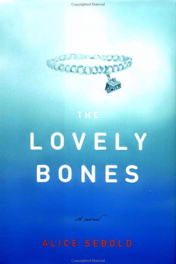 3. The Lovely Bones - Alice Sebold