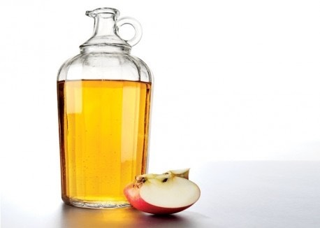 Then Mix a small amount of Apple cider vinegar!