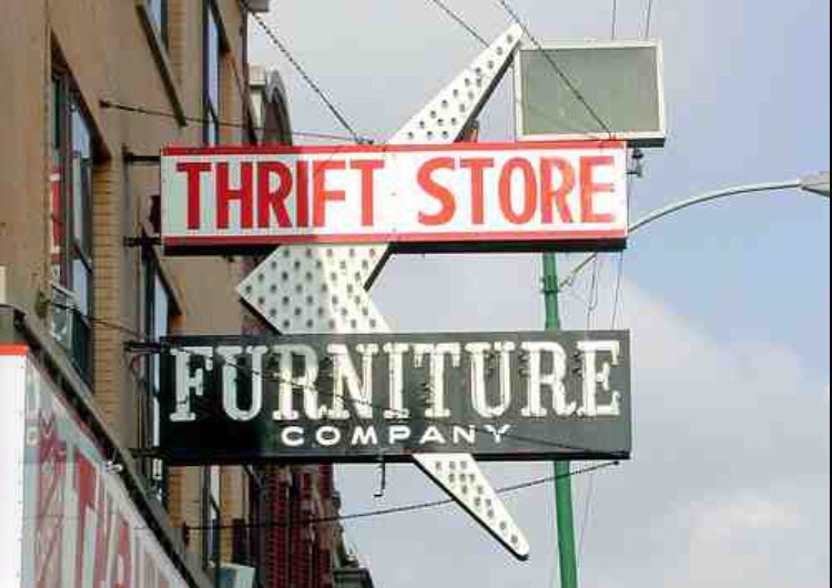 Donate - Go through your closet or drawers and get things you don't wear anymore and donate it to your local thrift store.
