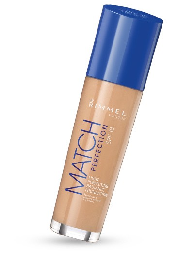Rimmel Match Perfection foundation gives great coverage and the colour range is very big so this will match all skin tones